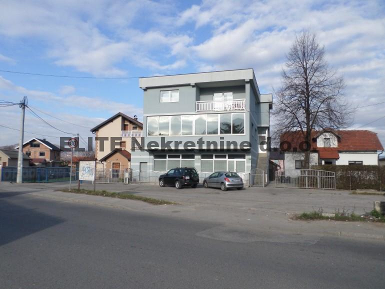 Ilidza , stambeno poslovni objekat od 320 m2 za izdavanje!